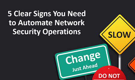 automate network security