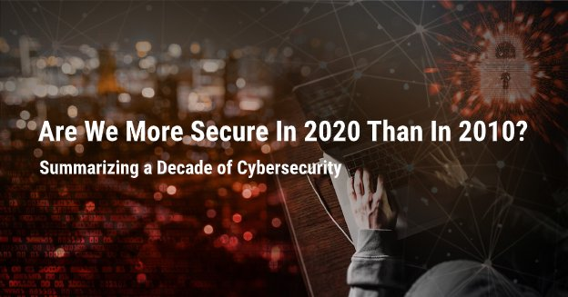 cybersecurity decade
