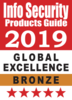 Info Security Products Guild 2019 Global Excellence - Bronze