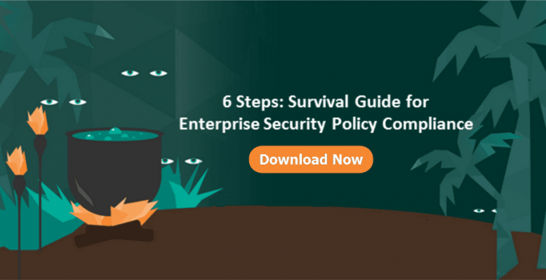 Survival Guide for Enterprise Security Policy Compliance