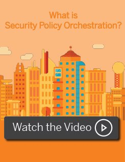 Video thumbnail: What is security policy orchestration?